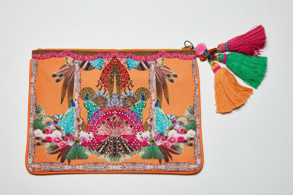 SUNSET TROPICS CLUTCH