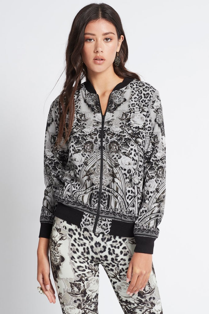 WILD AT HEART BOMBER JACKET