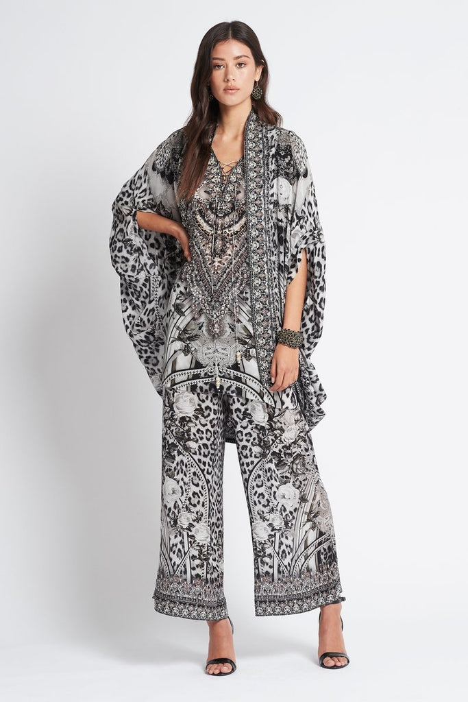 WILD AT HEART PALAZZO PANTS
