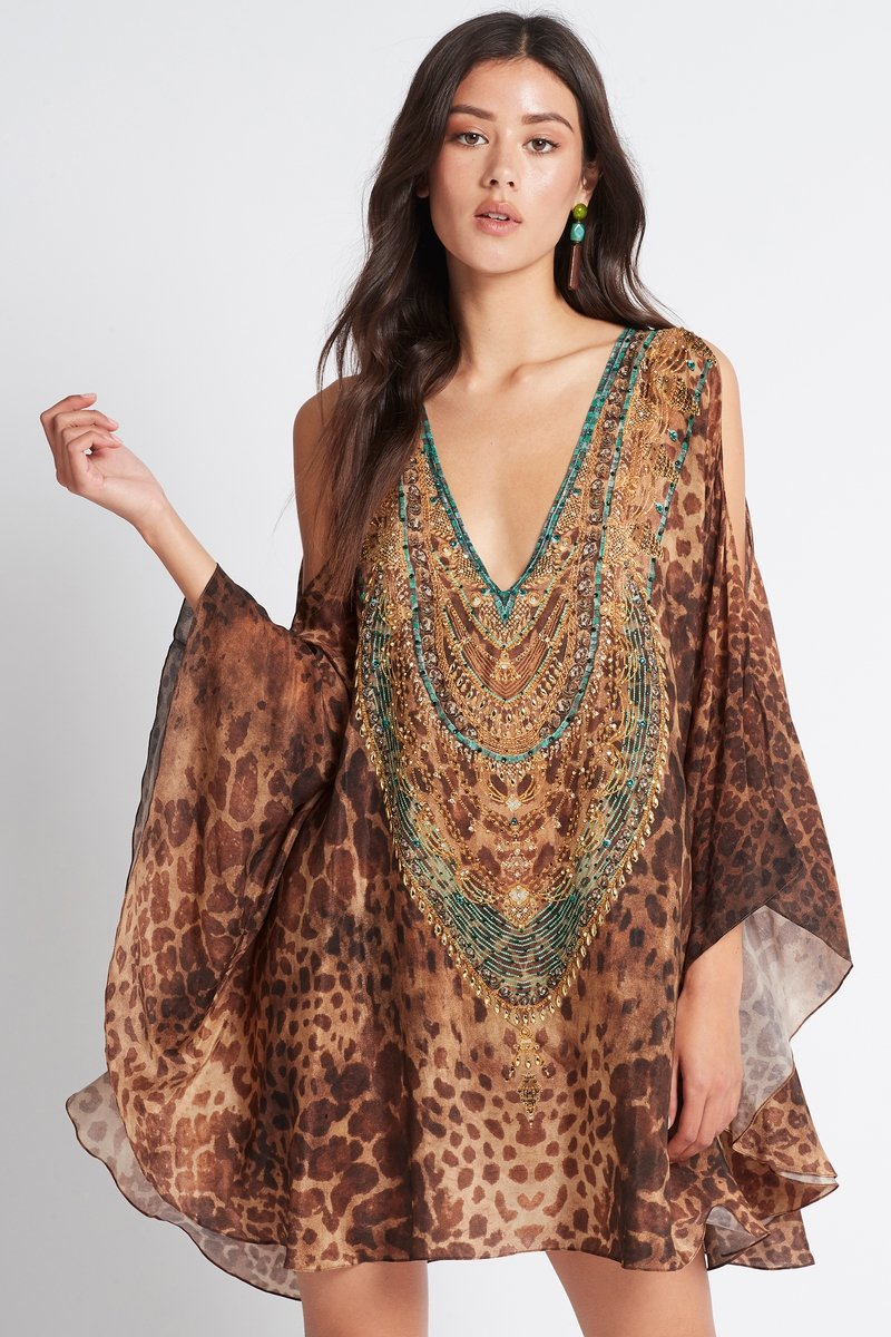 GAIA KAFTAN DRESS