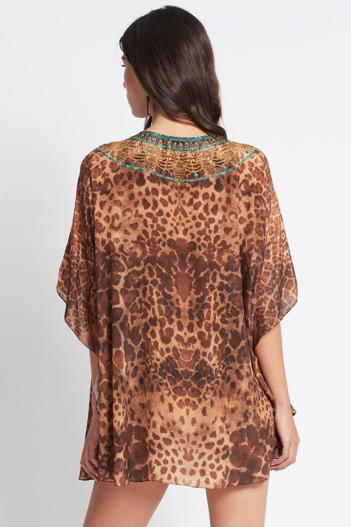 GAIA BUTTERFLY TOP