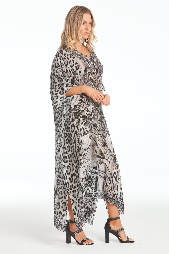 WILD AT HEART MEDIUM KAFTAN
