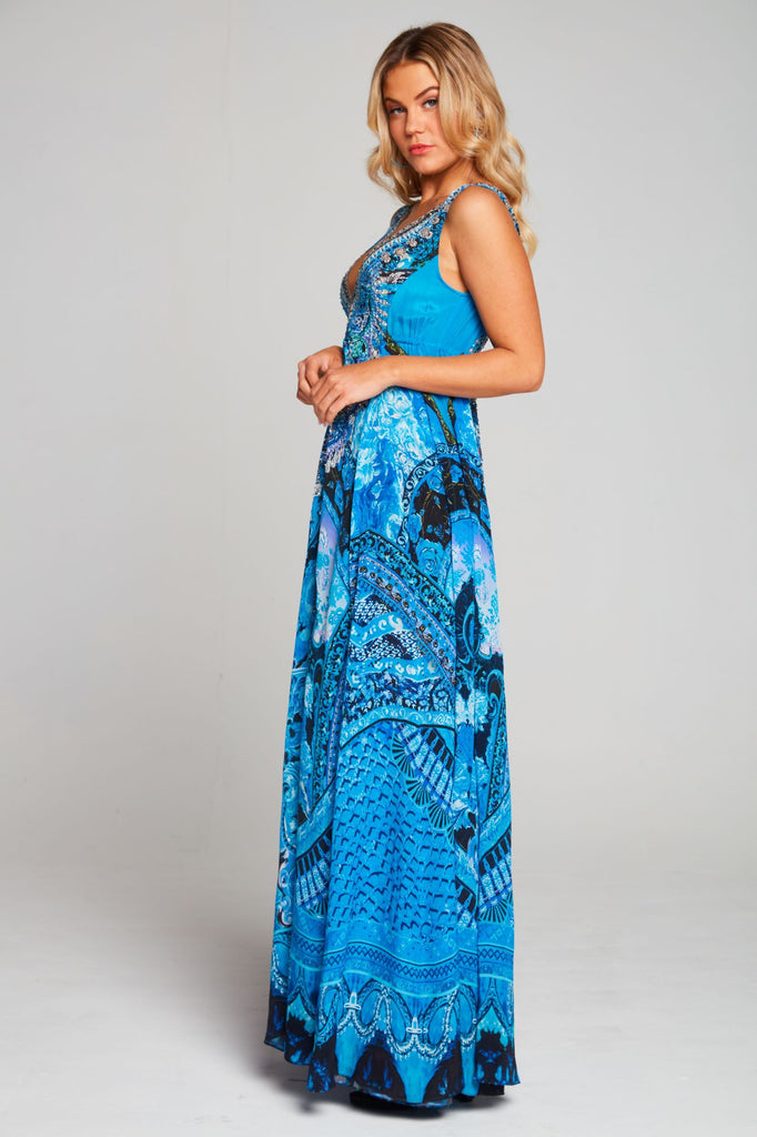 UNFORGETTABLE DREAM MAXI DRESS