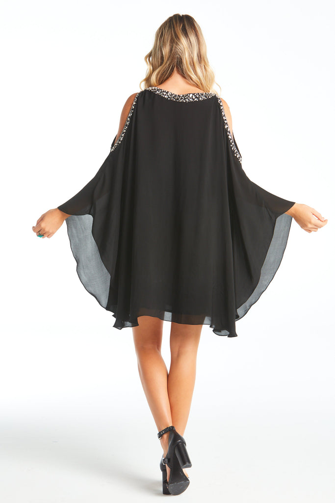 GRACIE KAFTAN DRESS