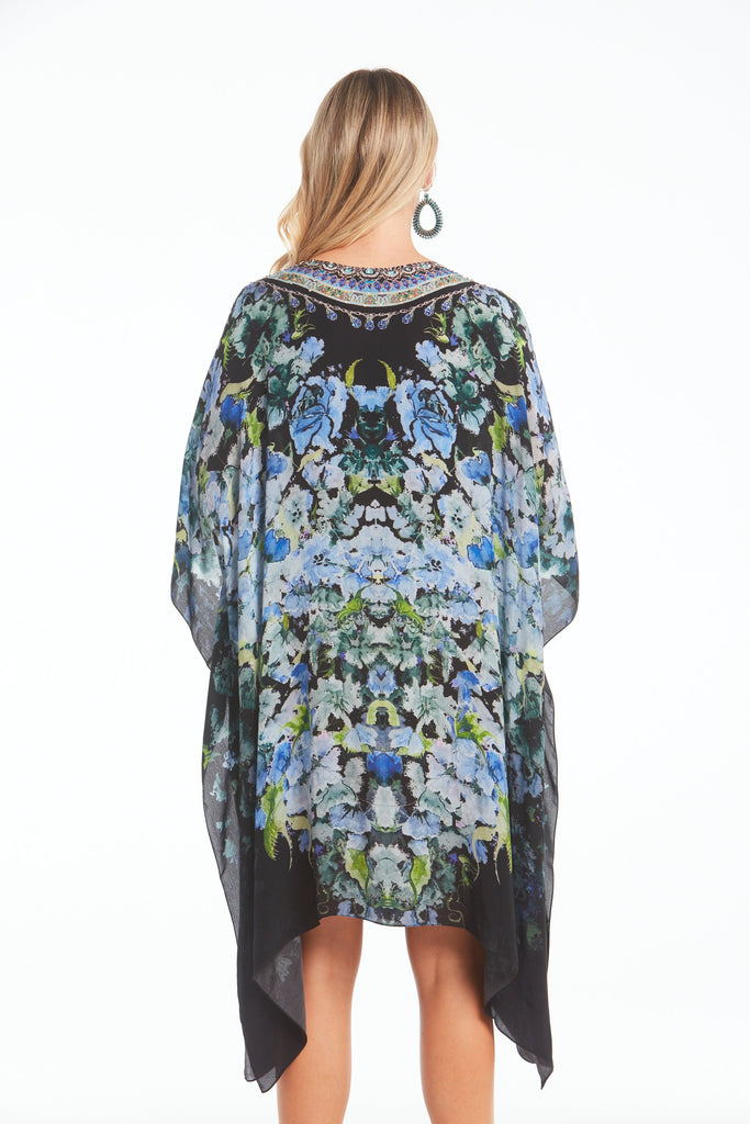 TRUE REFLECTIONS SHORT KAFTAN