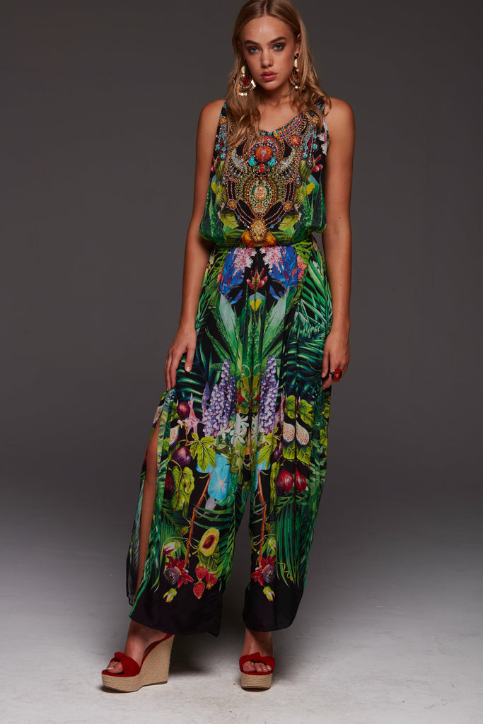 TROPICAL LOVE JUMPSUIT