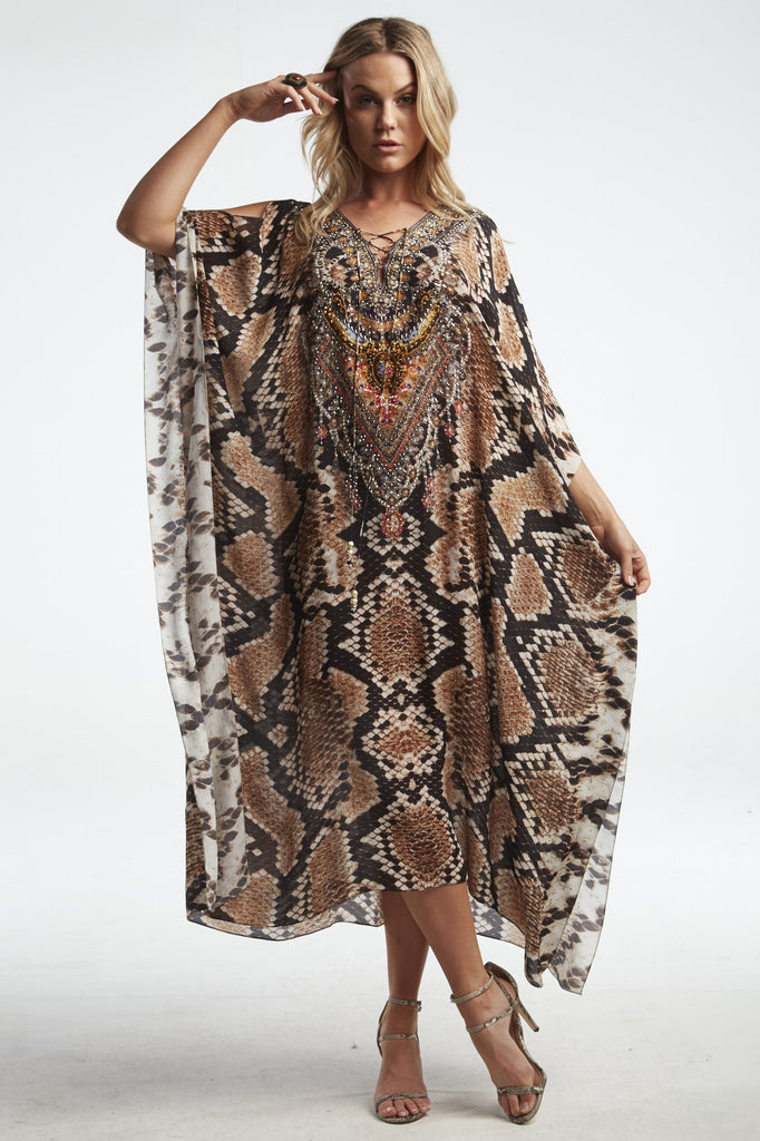 WILD DESERT MEDIUM KAFTAN