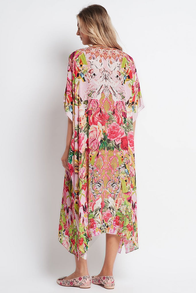 Every Flower Blossoms Medium Kaftan - Czarina