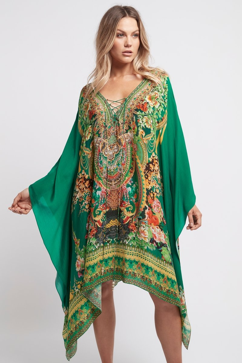 Make It Happen Short Kaftan - Czarina