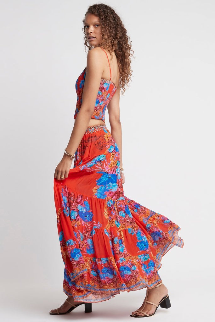POWER OF LOVE - MAXI SKIRT - Czarina