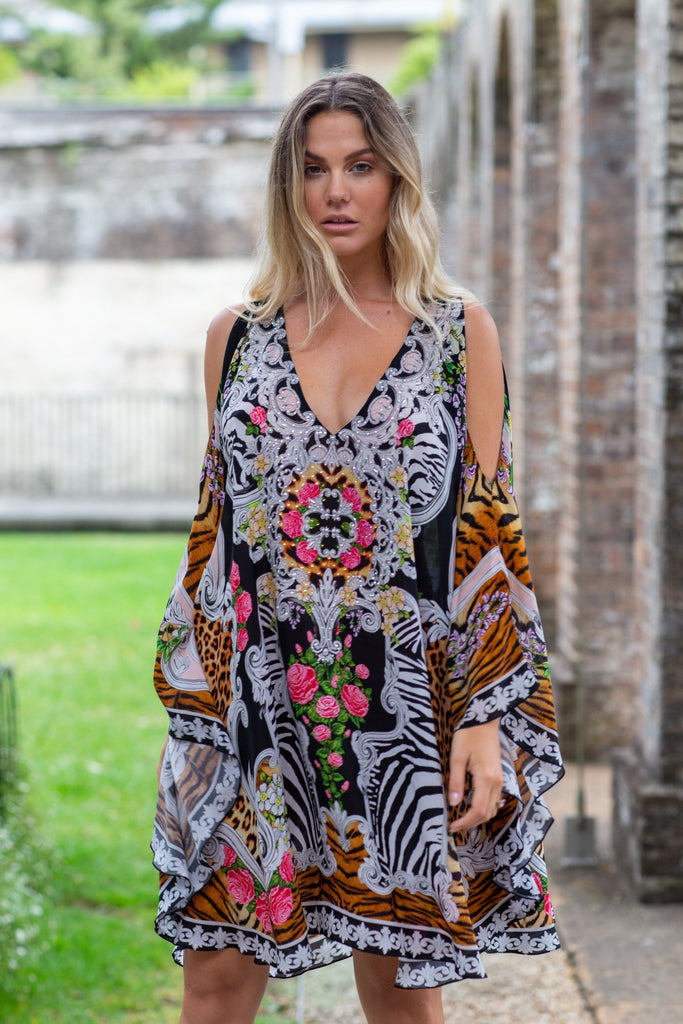 WARRIOR PRINCESS - KAFTAN DRESS - Czarina