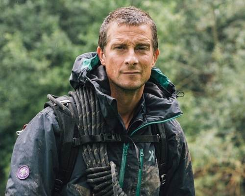 Bear Grylls says Christian faith is 'where I secretly find my strength'
