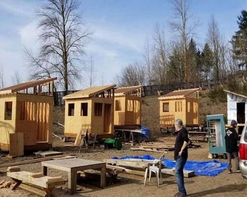 This Church Is Building a Tiny House Village for the Homeless on Their Campus