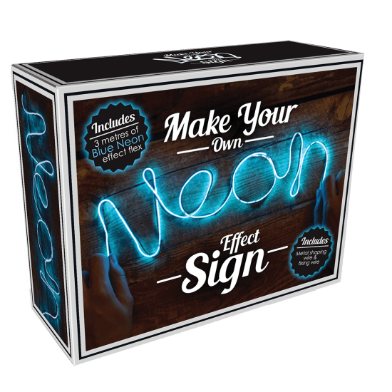 DIY Neon Effect Light