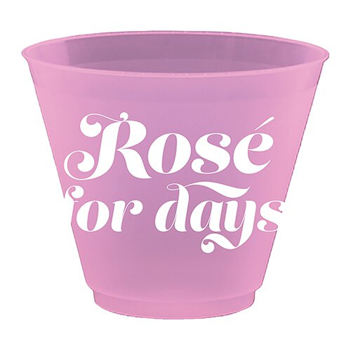 Rose for Days Party Cups