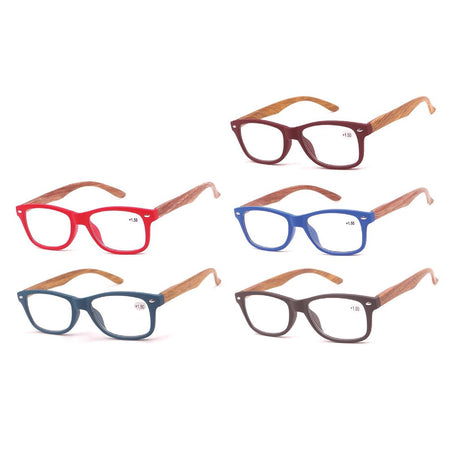 Wood Look Readers