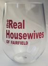 Real Housewives 20oz Stemless Wine