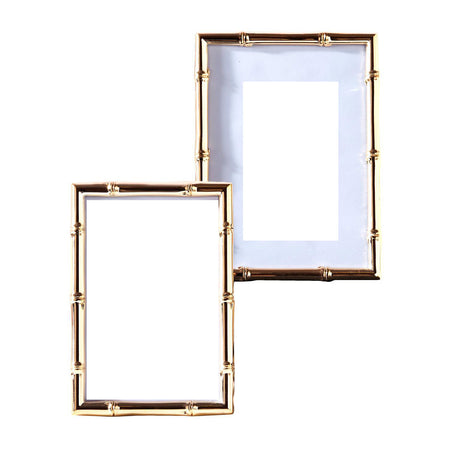 Rose Gold Photo Frames