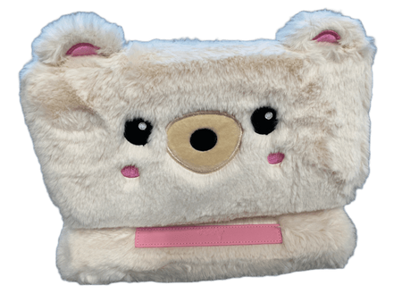 Teddy Bear Tablet Pillow
