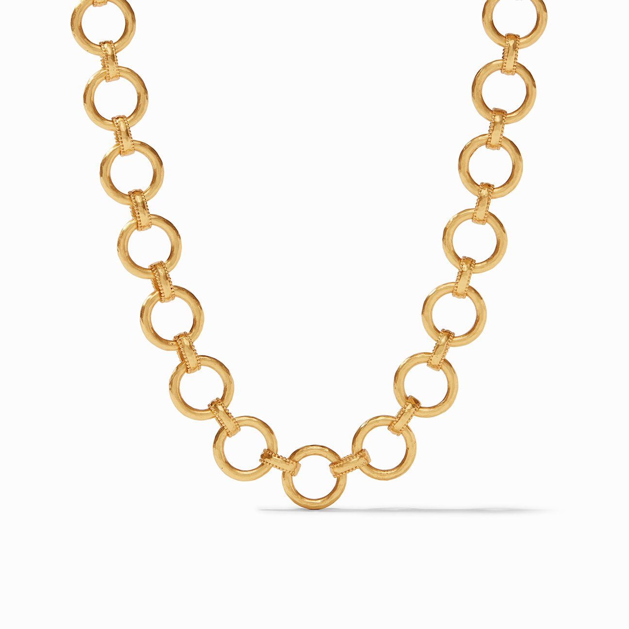 Savoy Demi Link Necklace Gold