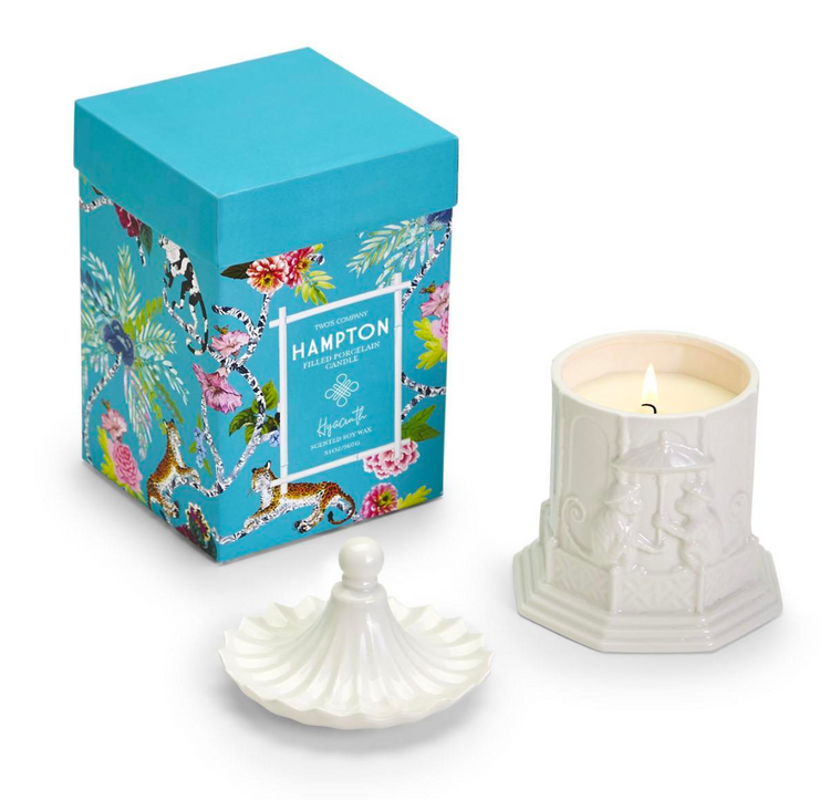 Pagoda Scented Candle in Gift Box