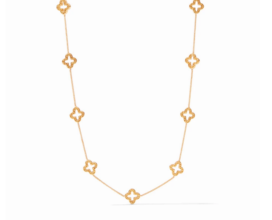 Florentine Delicate Necklace Gold