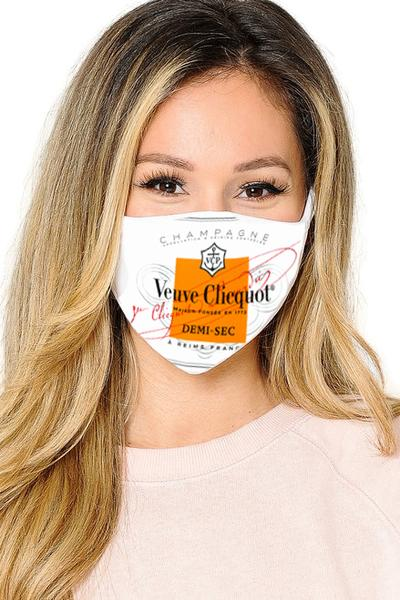 Face Mask - Veuve