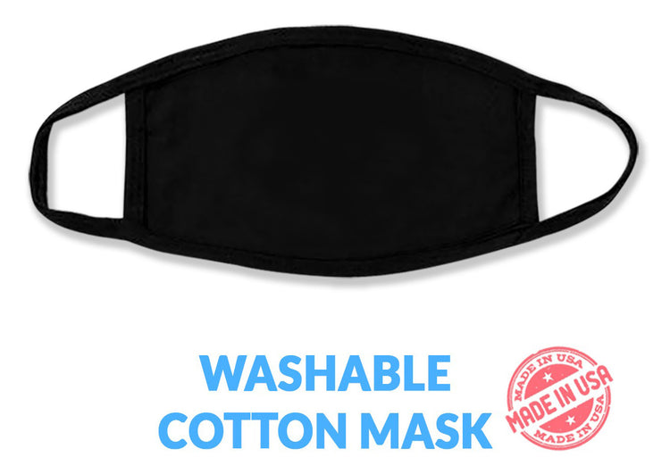 Solid Color Fashion Mask