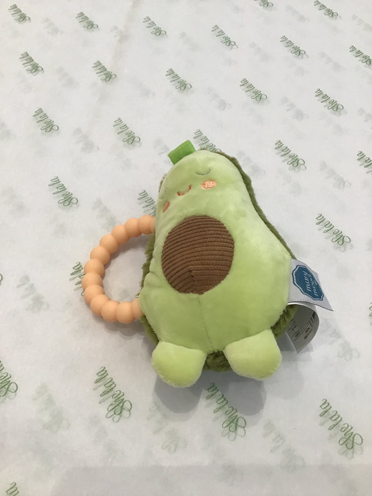 Yummy Avocado Rattle