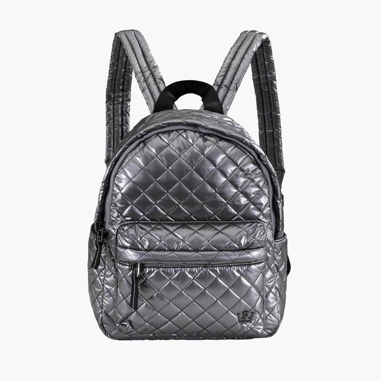 24+7 small tablet backpack-gunmetal