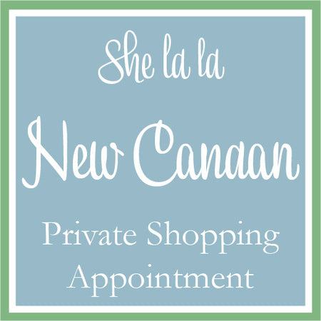 New Canaan Private Shopping Appointment