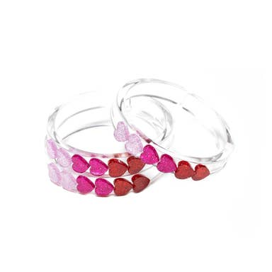 Adorable Kids Acrylic Bracelet Sets of 3