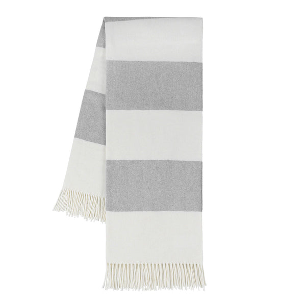 Rugby Stripe Throw