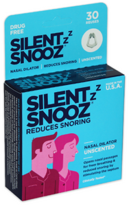 Silent SNOOZ® | Unscented Fragrance Free