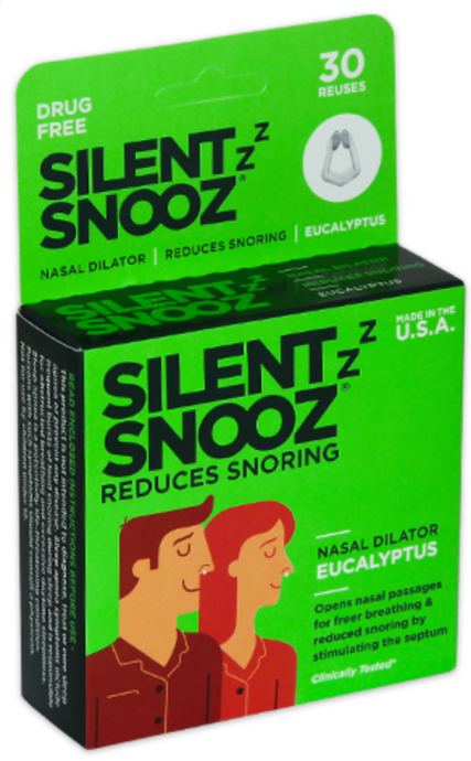 Silent SNOOZ® | Soothing Eucalyptus