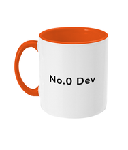 Load image into Gallery viewer, No.0 Dev Two Toned Mug
