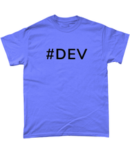 Load image into Gallery viewer, Mens #DEV T-Shirt