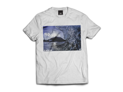 Mt Tube Two Tee - White