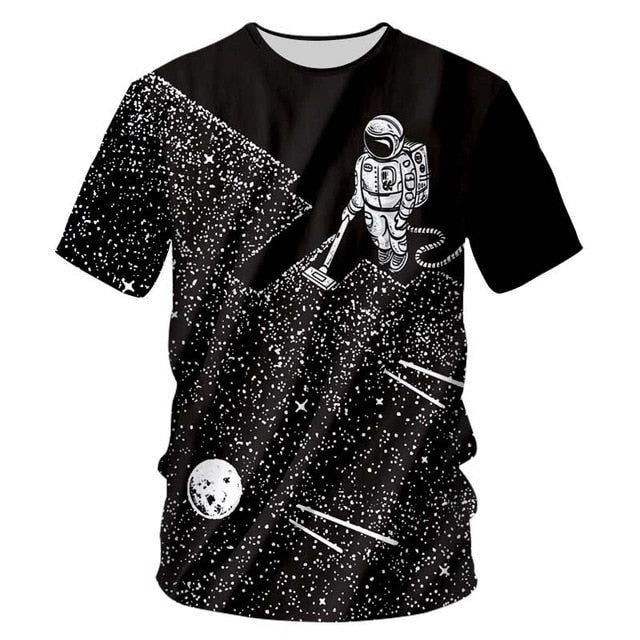 Cool Astronaut T-Shirt