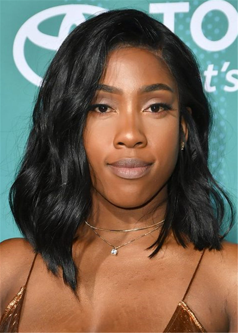 Sevyn Streeter Hairtsyle Synthetic Hair Lace Front Wig