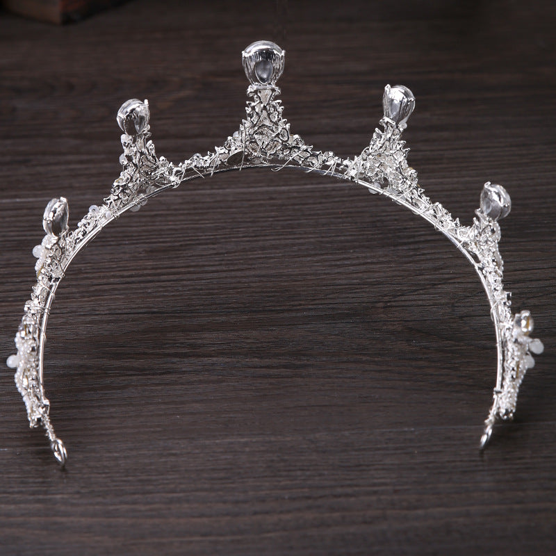Baroque Exquisite Crown Hair Accessories