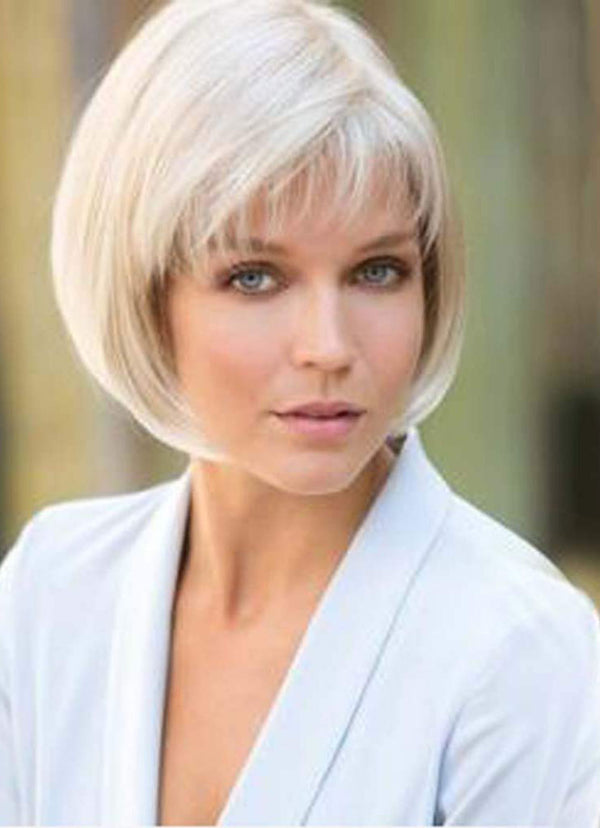 Short Capless Women Wavy Synthetic Hair Wigs