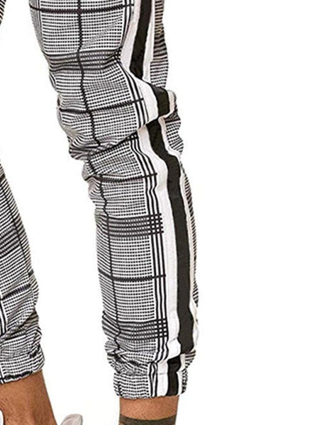 Harem Plaid Summer Casual Casual Pants