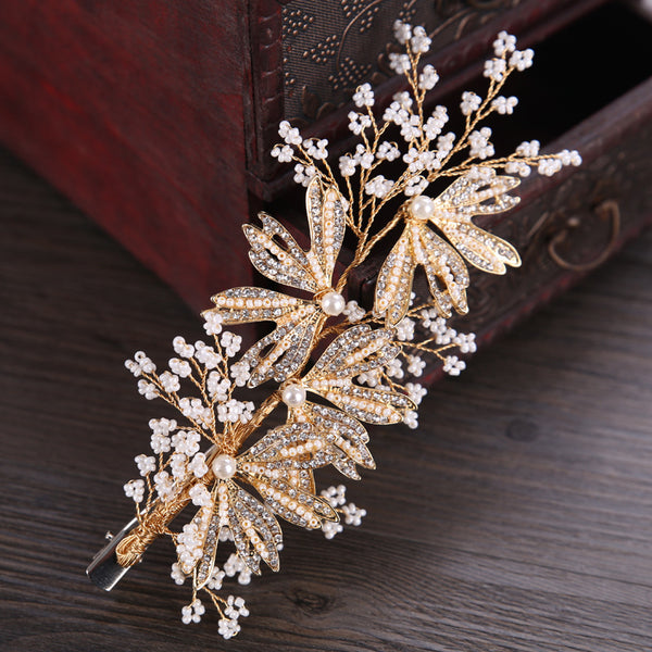 Alloy Rhinestone Headband Bridal Headdress Hair Accessories (Wedding)