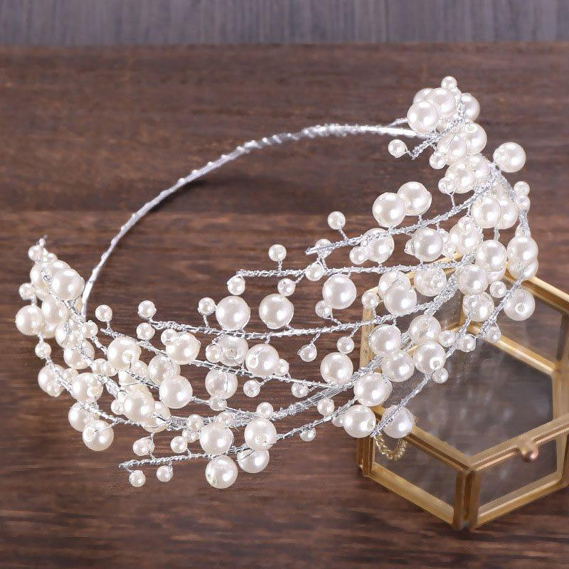 Hairband European Handmade Hair Accessories (Wedding)