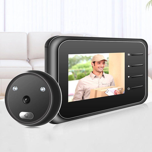 2.4 inch Smart Electronic Cat's Eye Doorbell