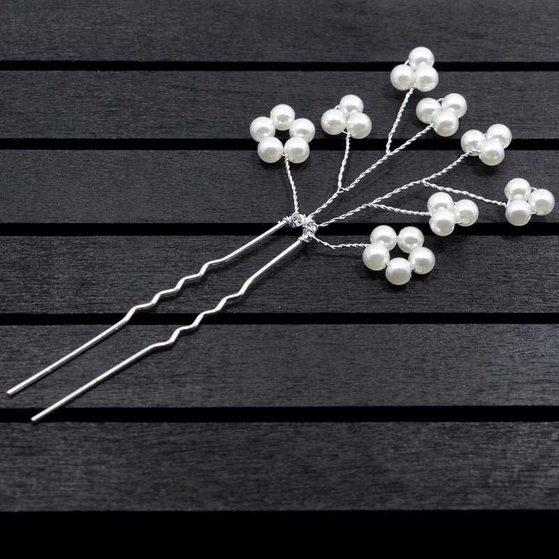 Head Flower Handmade Hair Accessories (Wedding)