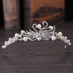 Korean Animal Tiara Hair Accessories (Wedding)