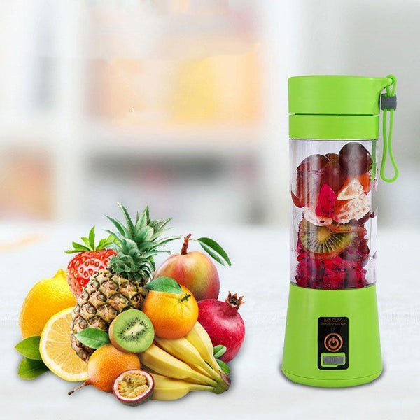 Handheld Rechargeable Mini Juicer