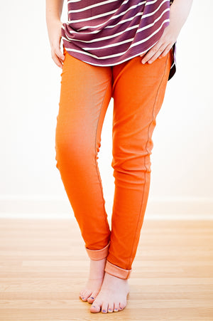 Yelete 'Willa' Jeggings